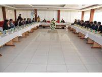 Halk Oylaması Güvenliği Toplantısı Yapıldı