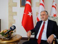 KKTC Cumhurbaşkanı Akıncı: 'Enosis kararını düzeltsinler ertesi gün masadayım'