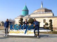 Konyaspor'un Boşnak futbolcuları: Evimizde gibiyiz