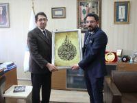 Tümsiad'tan Konya Vergi Dairesine Ziyaret