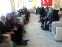 Akşehir KYK'dan, huzurevine ziyaret