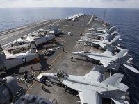 USS George H.W. Bush uçak gemisi komutanından Türkiye mesajı VİDEO HABER