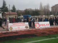 Konya'da amatör maçta bıçaklı kavga