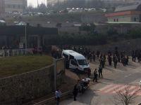 Kocaeli Üniversitesi'nde karşıt görüşlü öğrenciler birbirine girdi: 60 gözaltı
