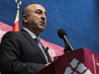 Bakanı Çavuşoğlu'ndan Halkbank açıklaması