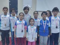 Selçuklu satranç takımı 9 madalya topladı