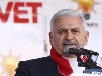 Başbakan Yıldırım'dan Kılıçdaroğlu'na 'Dersim' mesajı