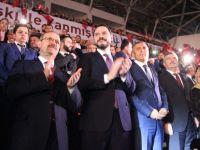 Bakanı Albayrak Konya'da konuştu