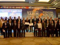 Uluslararası Tarım Şehirleri Birliği Kurulacak