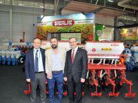 KSO Başkanı Kütükcü, Konya Tarım Fuarı'nı ziyaret etti