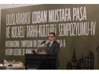 """""""Uluslararası Çoban Mustafa Paşa ve Kocaeli Tarihi Sempozyumu"""""""