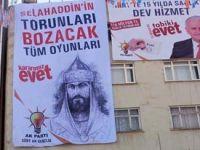 Başbakan Yıldırım'ı bu pankartla karşılayacaklar