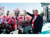 AK Parti'nin Siirt mitingi