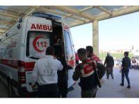 GÜNCELLEME - Adana'da cezaevinde yangın
