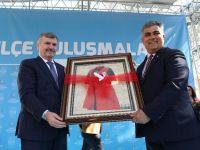 Büyükşehir ve Ereğli güçlü Türkiye yolunda  el ele