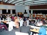 Meram Gençlik Meclisi'nde nöbet değişimi