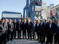 Başkan Akyürek Ereğli'de asfalt sezonunu açtı