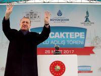 Erdoğan: Haçlı ittifakı kendini eninde sonunda gösterdi VİDEO HABER