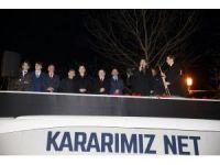 İçişleri Bakanı Soylu Trabzon'da: