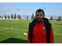 Akhisar Belediyespor'da Medipol Başakşehir maçı hazırlıkları