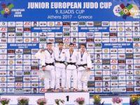 Bilal Çiloğlu Avrupa'da sezona altınla başladı
