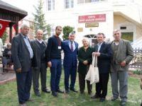 Mardin Şehit ve Gazi Ailelerinden Konya Şehit Aileleri Derneğine ziyaret.