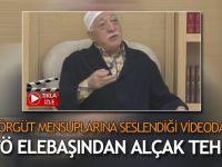 FETÖ elebaşı Prof. Dr. Mehmet Görmez'i tehdit etti