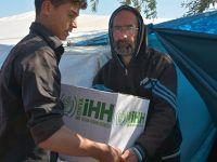 Konya'dan Suriye'ye 10 bin gıda kolisi
