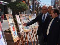 AK Partili vekiller referandum çalışmalarına devam ediyor