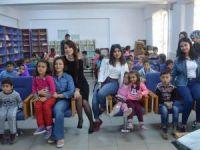 Kıvılcım Yurdu'ndan kardeş okula ziyaret