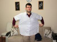 8 ayda 45 kilo verdi