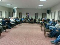 Selçuklu'da SKM toplantısı
