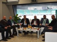 Alanyaspor'dan Konyaspor'a ziyaret