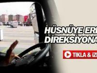 Hüsnüye Erdoğan direksiyona geçti