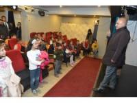 Çocuklar tiyatro ile tanıştı