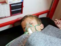 Pentagon'dan Suriye'de kimyasal faaliyet açıklaması