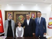 Seydişehir'de Temsili Belediye Başkanı Zeynep Uçar