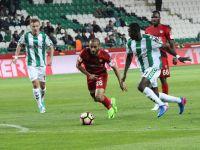 Konyaspor'un aklı kupada