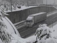 Yurtta yoğun kar yağışı
