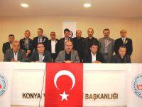 Büro Memur-Sen Konya: Toplu sözleşme masasında hakkımız olanı alacağız
