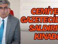 KGC'den saldırıya kınama