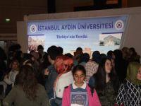 Üniversite Tercih ve Tanıtım Günleri başladı
