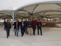Konya'nın en büyük kır düğün salonunda sona gelindi