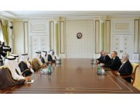 Azerbaycan-Suudi Arabistan ilişkileri