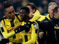 Almanya Kupası'nda Borussia Dortmund finale yükseldi