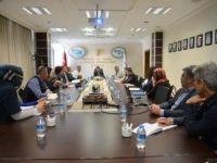 DSİ'de 'Planlı Tarımsal Sulama' toplantısı