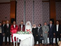 Şeyma ile Mehmet Ali mutluluğa evet dediler