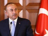 Çavuşoğlu: Katar üssü konusu diğer ülkeleri ilgilendirmez