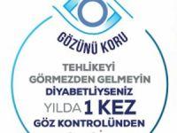 Türk Oftalmoloji Derneği'nden farkındalık projesi