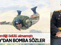 ABD'nin verdiği madalyayı kabul etmeyen Albay'dan bomba sözler